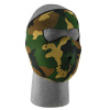 Neoprene Face Mask, Woodland Camouflage - ATV Riders