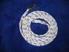 Soutwest Mountain Mule Hand Spliced Lead Rope with One Handed Bull Snap in Nickel or SS